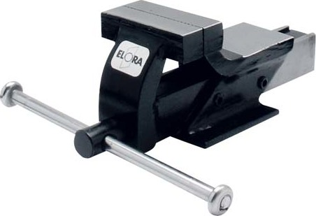 ELORA Parallel Bench Vice, 175 mm, ELORA-1500-5