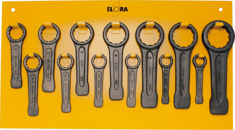 Elora 89000301000 deep offset 89-30mm Ring Slogging Spanner