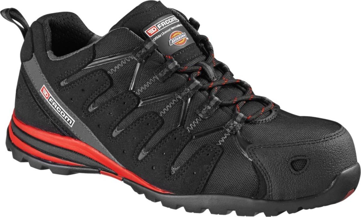 watch 46507 052e7 FACOM Dickies® Trek Schuhe | Mikrofaser, Maschengewebe | Gr. 43