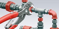 Knipex Wasserpumpenzange SmartGrip