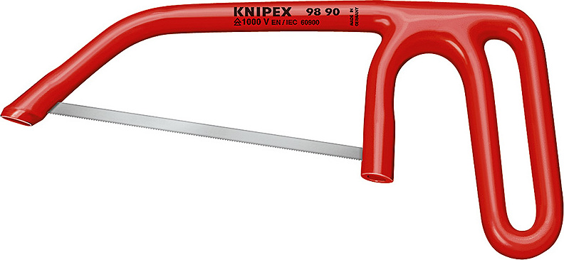KNIPEX PUK® Junior Hacksaw 240 mm