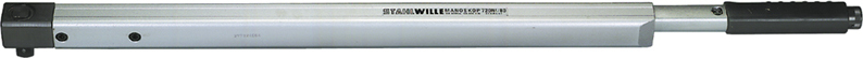 Stahlwille 720Nf/80 Standard MANOSKOP® torque wrench with permanently installed square drive
