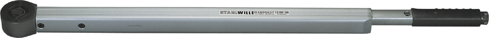 Stahlwille Service MANOSKOP® torque wrench No.721NF/80 160-800 N·m square drive 3/4