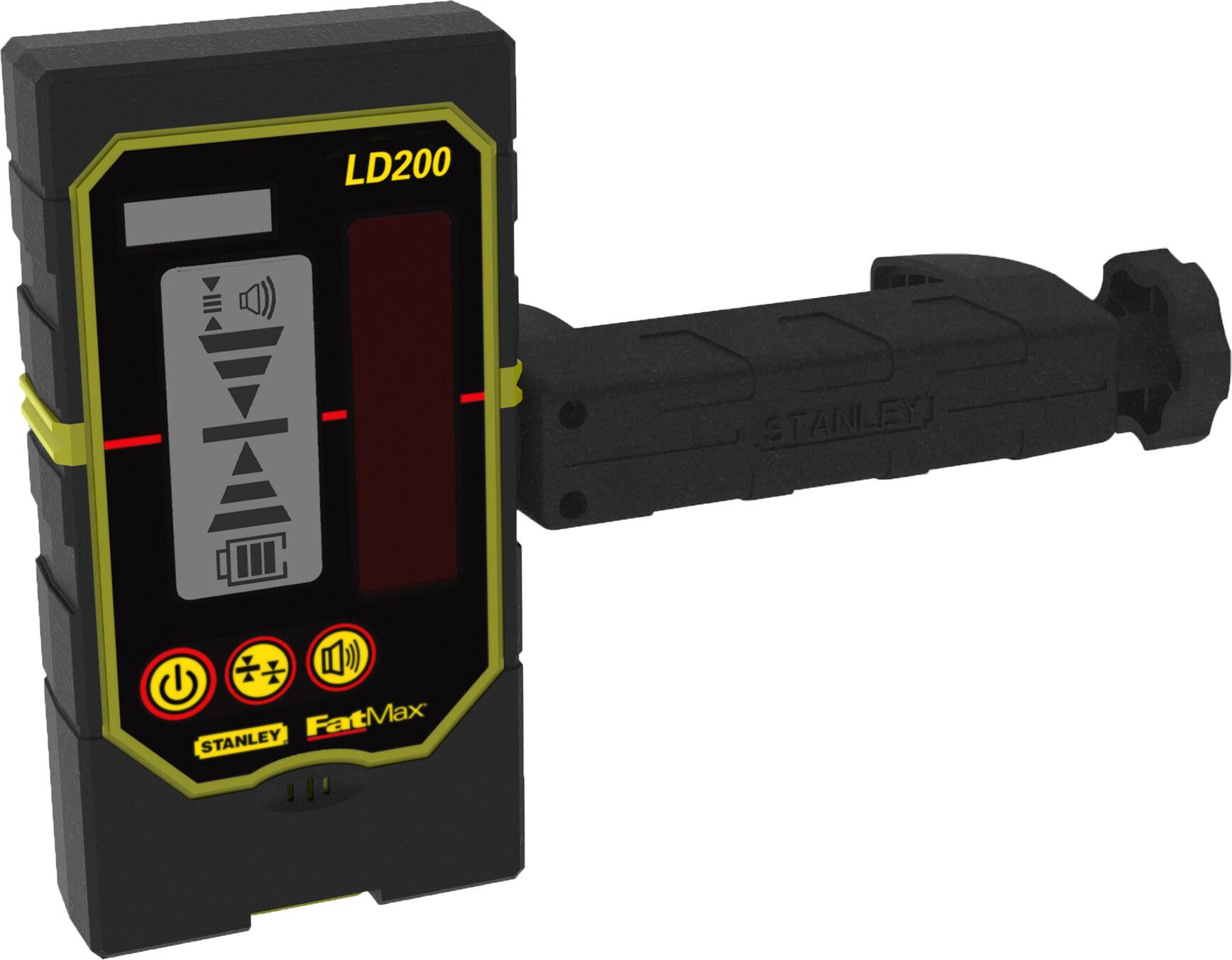 Laser Entfernungsmesser Discounter : Stanley empfaenger ld200 fuer linienlaser 50m shop: up to