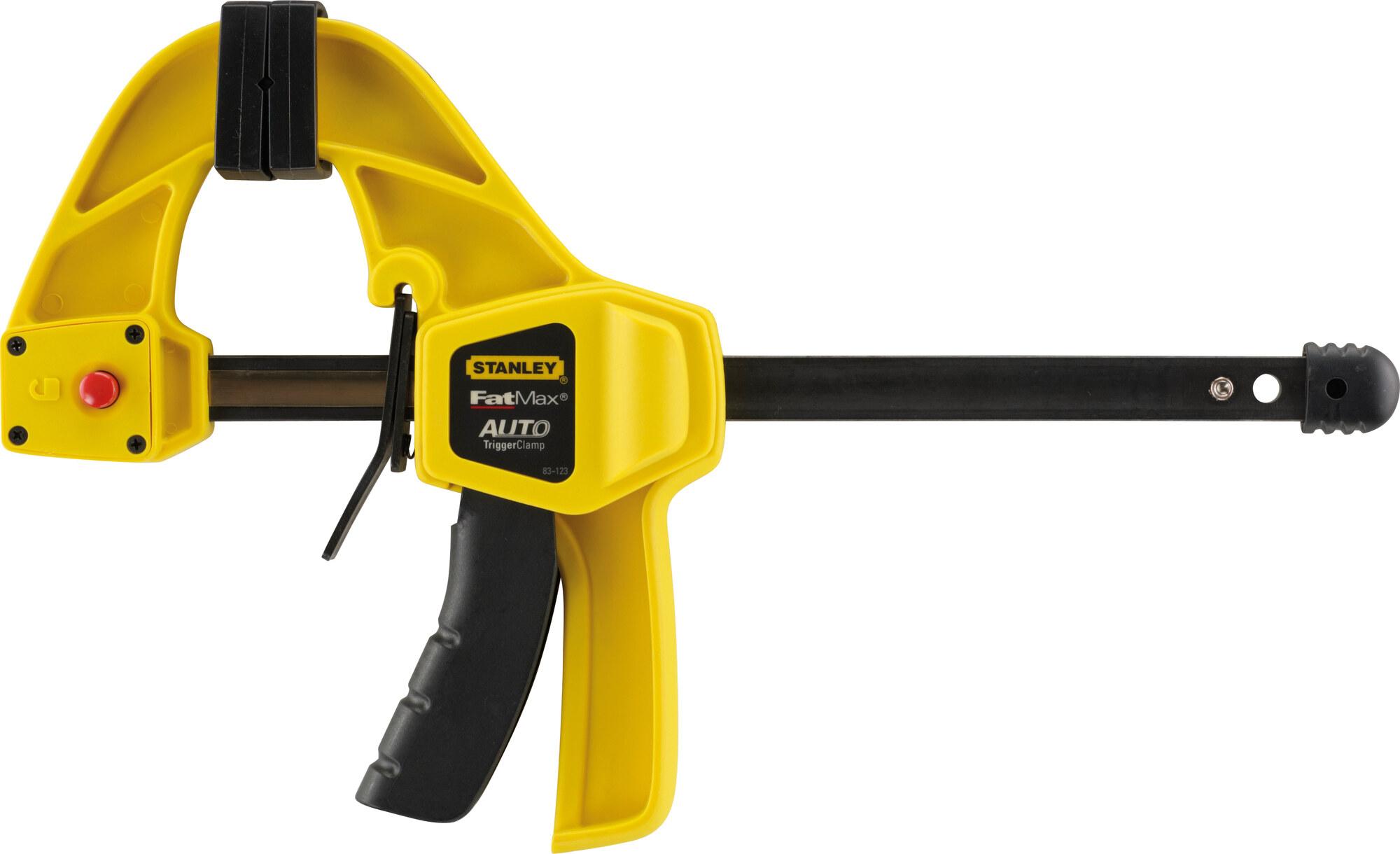 stanley einhandzwinge fatmax selbstsp. 150mm stanley - shop: up to