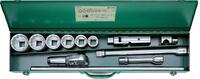 Stahlwille 25 mm (1') Socket set 12-pcs.   1257,47 EUR691,61 EUR incl. VAT., +  16,60 EUR shipping