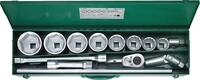 Stahlwille 25 mm (1') Socket set 14-pcs.   1865,21 EUR1025,87 EUR incl. VAT., +  16,60 EUR shipping
