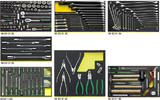 Stahlwille Tool set for Porsche No.1100 TCS 228-pcs.   4,615.58 US$2,538.57 US$ incl. VAT., +  124.85 US$ shipping