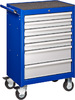 "PROJAHN Werkstattwagen ""Super Blue"" mit 7 Schubfaechern 1138.85 US$998,41 EUR626.22 US$ 549,00 EUR Tax included +  shipping"